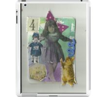 Four (is a Magic Number) iPad Case/Skin