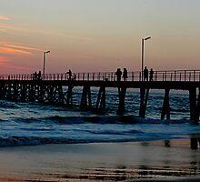 Port Noarlunga, Adelaide by JamesNew