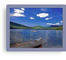 Stinson Lake NH, USA Canvas Print
