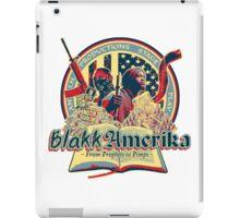 Blakk Amerika - From Prophets to Pimps iPad Case/Skin