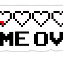 GameOVER? Sticker