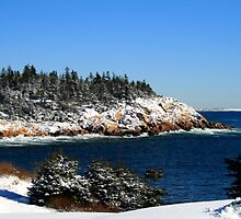 Herring Cove Nova Scotia by HALIFAXPHOTO