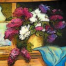 """""""Last Of The Lilacs"""" by Susan Bergstrom"""
