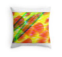 Bonbons acidulés / Fruit Candy Throw Pillow