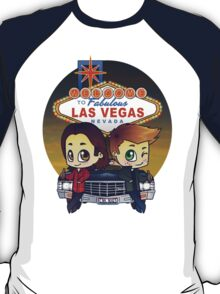 Winchesters in Vegas T-Shirt