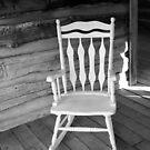 White Rocking Chair by © Joe  Beasley IPA