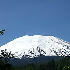 Mount Saint Helen by Mindy Miller