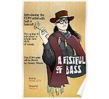 A Fistful of Bass Poster