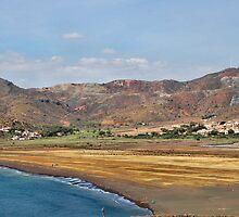 PORTMAN, COSTA CALIDA, SPAIN by Squealia