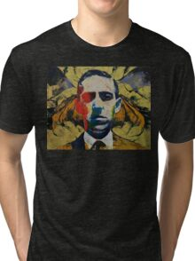 Lovecraft Tri-blend T-Shirt