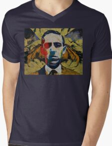 Lovecraft Mens V-Neck T-Shirt