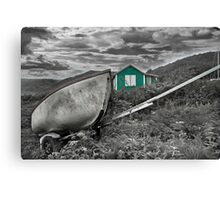 High And Dry 1 Canvas Print