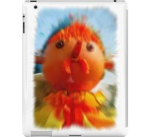 Here's Lookin' at You iPad Case/Skin