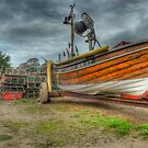 Fishing Boat 1 by WhartonWizard