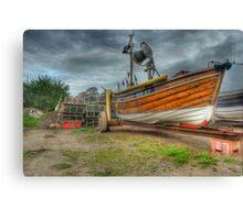 Fishing Boat 1 Canvas Print