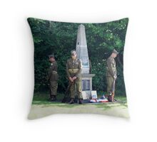 Remembering Arnhem Throw Pillow