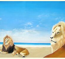 Bold as Lions by Dag  Haile
