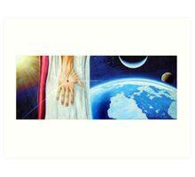 Sovereign Hands Art Print
