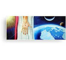 Sovereign Hands Canvas Print