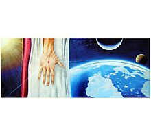Sovereign Hands Photographic Print