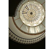 Roof in the museum... Photographic Print