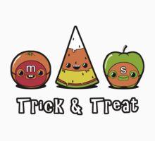 Trick & Treat Kids Tee
