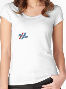 Herbie 53 Women's Fitted Scoop T-Shirt