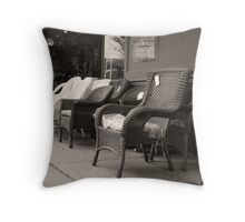 Seat Sale Throw Pillow