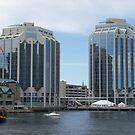 Purdy's Wharf Towers by Glenn Esau