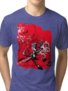 The Remonstrator Red1 Tri-blend T-Shirt