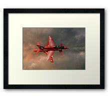 Red Arrows - Opposition Pass Framed Print