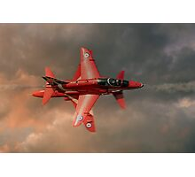 Red Arrows - Opposition Pass Photographic Print