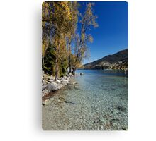 Lakeside Canvas Print