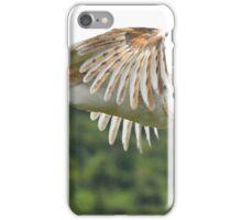 flying owl iPhone Case/Skin