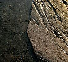Sand Art Part 2 by Jeannette Sheehy