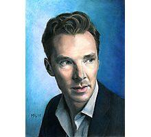 Benedict Cumberbatch. Photographic Print