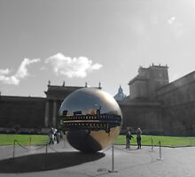 vatican orb by colleenboston