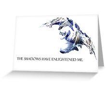 Shockblade Zed  Greeting Card