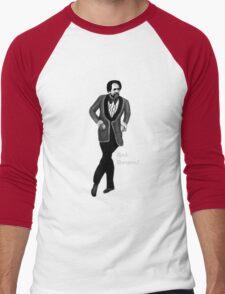 "George Jefferson - ""Get Down"" Men's Baseball ¾ T-Shirt"