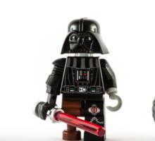 Vader Mk1 Sticker