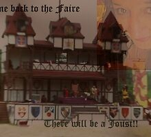 Come back to the Faire ...  by Judi Taylor