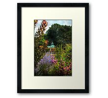 Looking for the Castle Framed Print