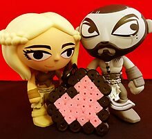 Drogo Loves Daenerys by FendekNaughton