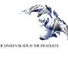 Shockbalde Zed - The unseen blade is the deadliest. by SohnDesOdysseus