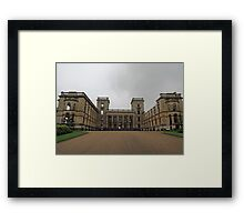 Mute Language (Witley Court)  Framed Print