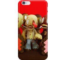 Zombie Valentines iPhone Case/Skin