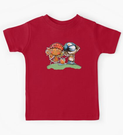Jack and Jill TShirt Kids Clothes