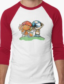 Jack and Jill TShirt Men's Baseball ¾ T-Shirt