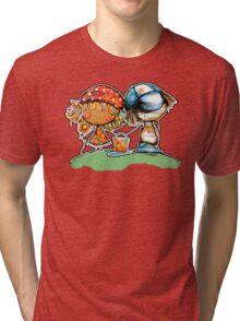 Jack and Jill TShirt Tri-blend T-Shirt