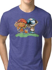 Jack and Jill TShirt Tri-blend T-Shirt